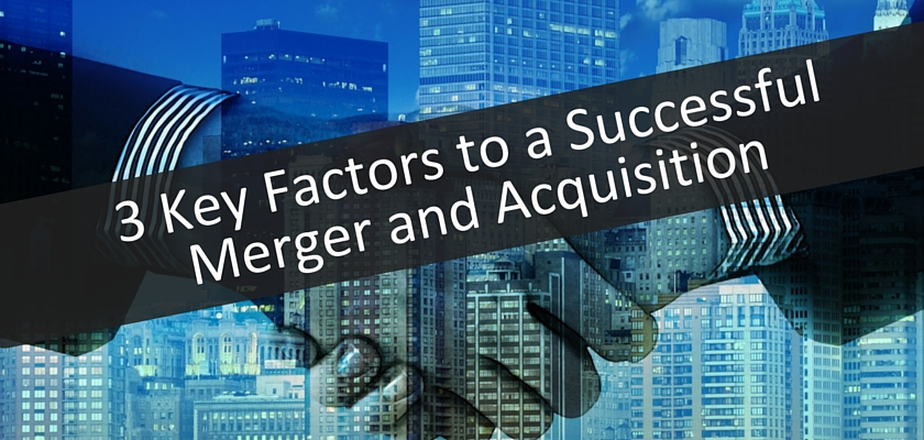 3 Key Factors to a Successful Merger and Acquisition - dinCloud