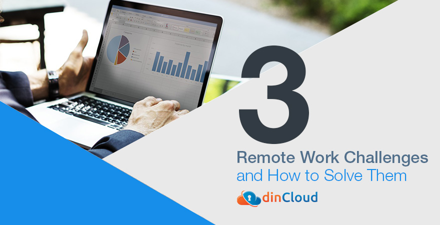3 Remote Work Challenges and How to Solve Them