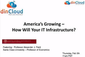 Growing your Business with the Cloud