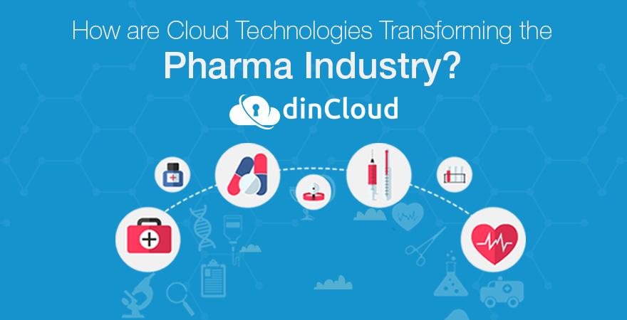 Cloud Technologies Transforming Pharma Industry
