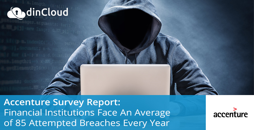 Financial Institutions Face an Average of 85 Attempted Breaches Every Year