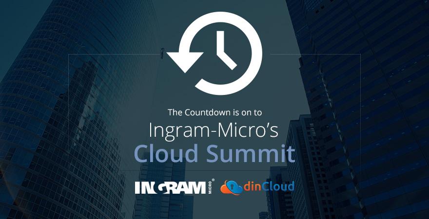 9th Annual Ingram-Micro Cloud Summit 2018 – dinCloud