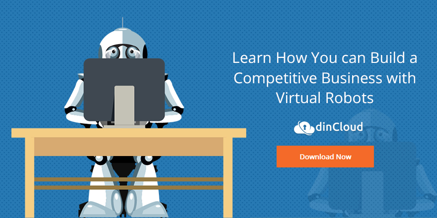 Building a Competitive Business with Virtual Robots