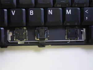 Space Bar Keyboard