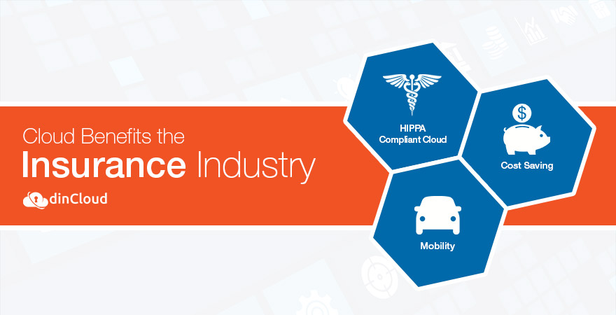 Cloud benefits for Insurance Industry