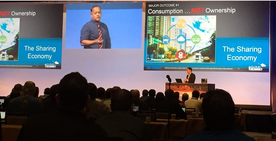 Ingram Micro Cloud Summit Key Takeaways – dinCloud