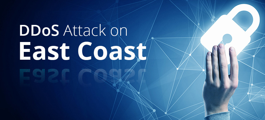 DDoS Attack on East Coast - dinCloud