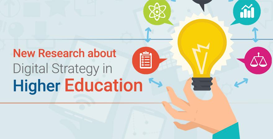 Digital Strategy in Higher Ed