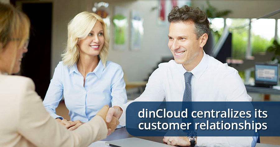 dinCloud Enhances Customer Relationships Through the Microsoft Cloud Solution Provider Program