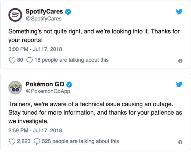 Google Cloud Outage Brings Down Snapchat Spotify – DinCloud