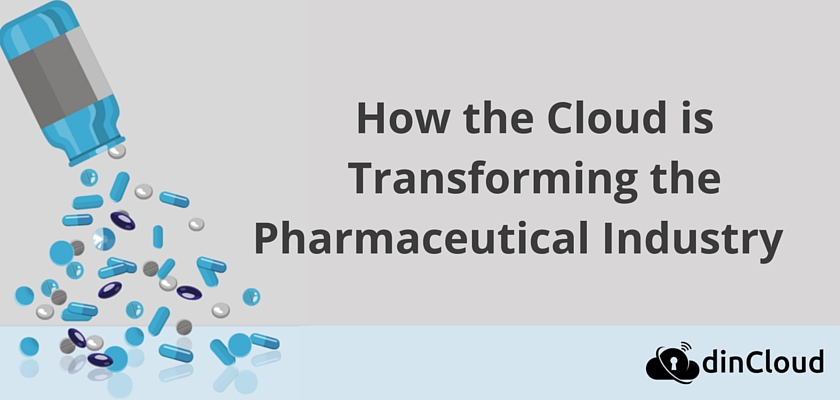 How the Cloud is Transforming the Pharmaceutical Industry