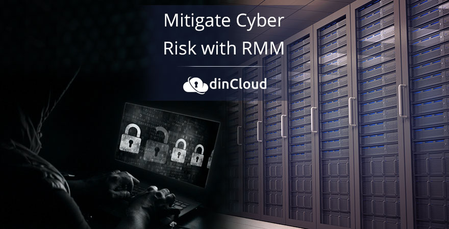 Mitigate your Ransomware Risk with Cloud Backup – DinCloud