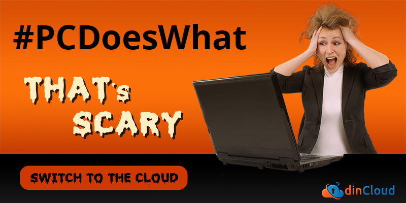 PCDoesWhat - Thats Scary - Switch to the Cloud