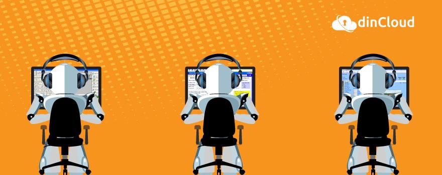 Quality Assurance by Robots - dinCloud