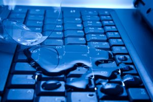 Spilled water on your laptop?