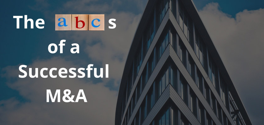 The ABCs of a Successful M&A - dinCloud