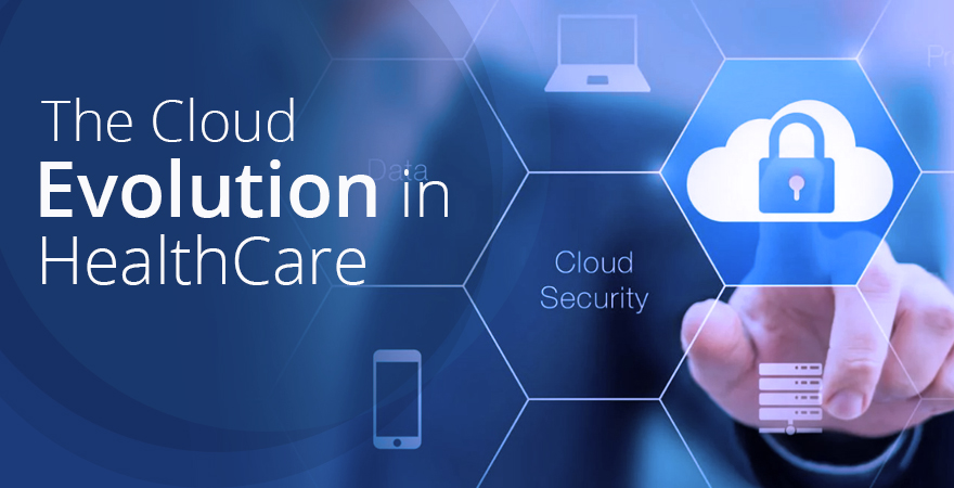 The Cloud Evolution in HealthCare