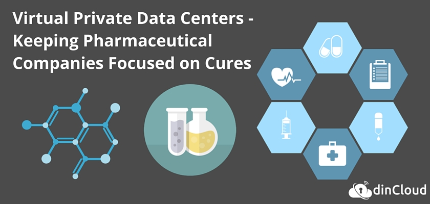 Virtual Private Data Centers - Keeping Pharmaceutical Companies Focused on Cures