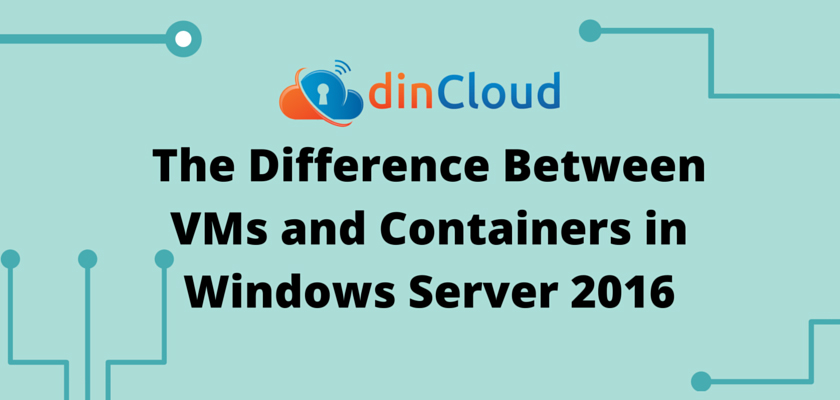 VMs and Containers in Windows Server 2016