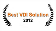dinCloud wins the Best VDI Solution award