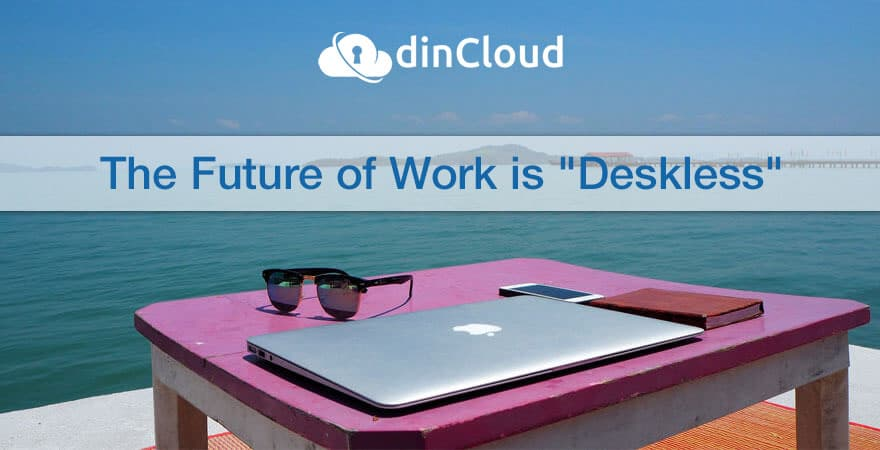 The Future of Work is Deskless