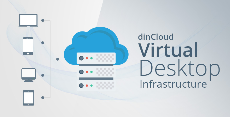 dinCloud Virtual Desktop Infrastructure
