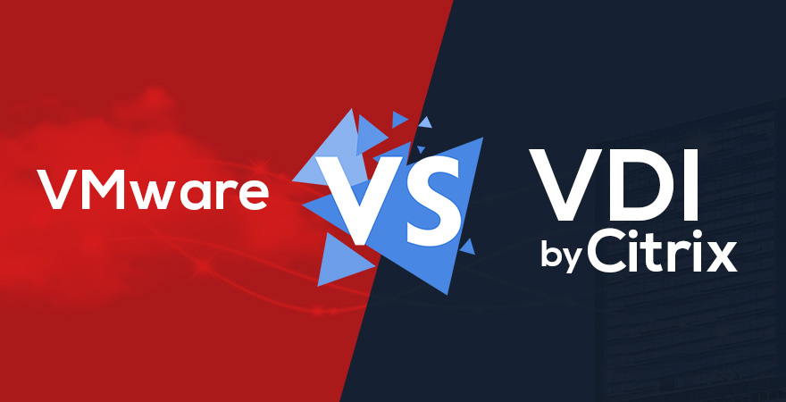 VMmware VS VDI Accordinig To Citrix