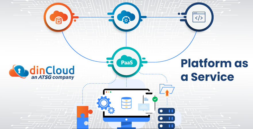 platform as a service and virtual desktop