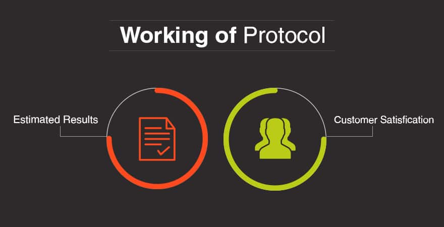 Working of Protocol