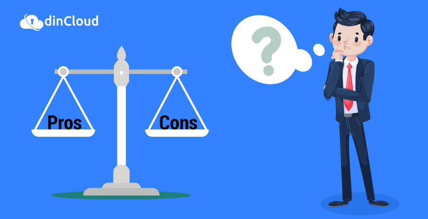 The Pros and Cons of Serverless Computing