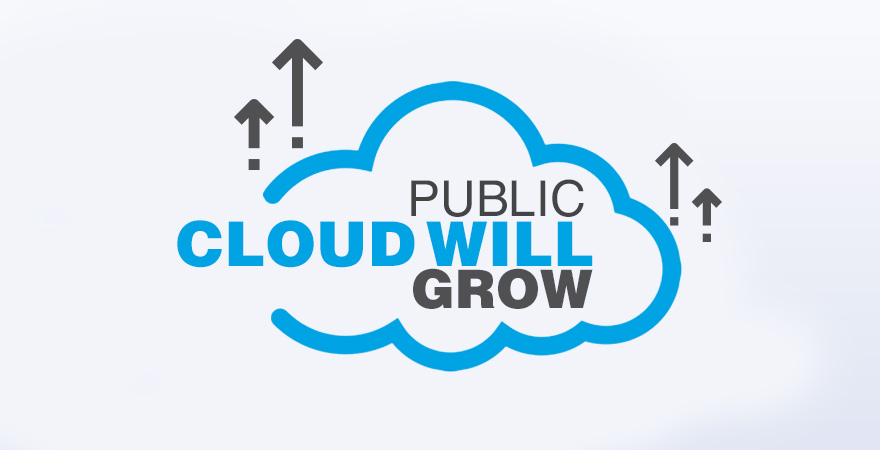 Public Cloud Will Grow