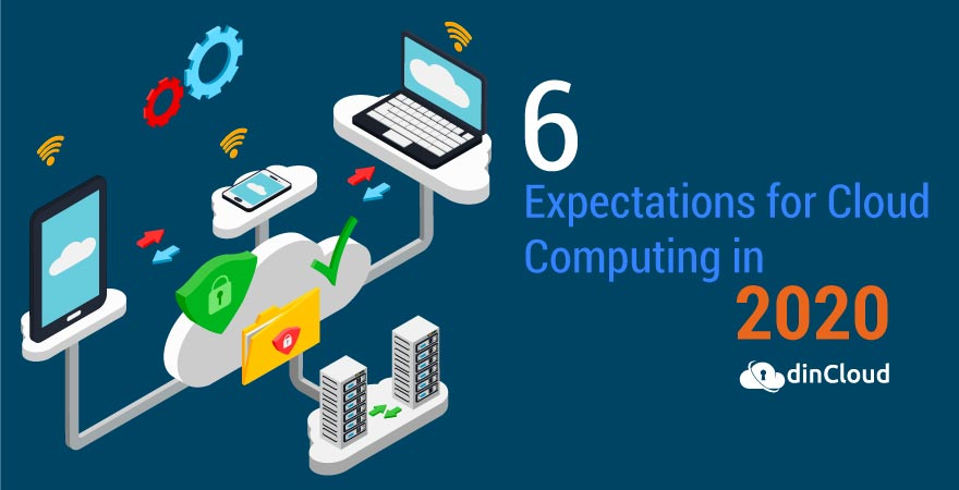 6 Expectations for Cloud Computing in 2020