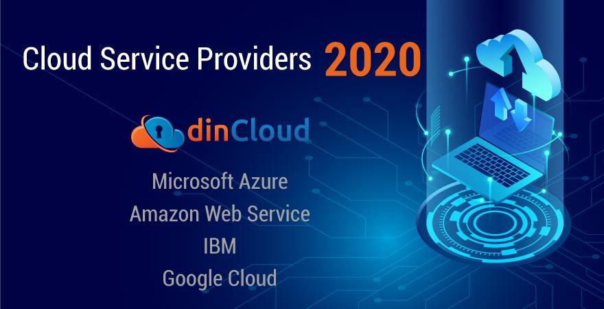 Cloud Service Providers 2020