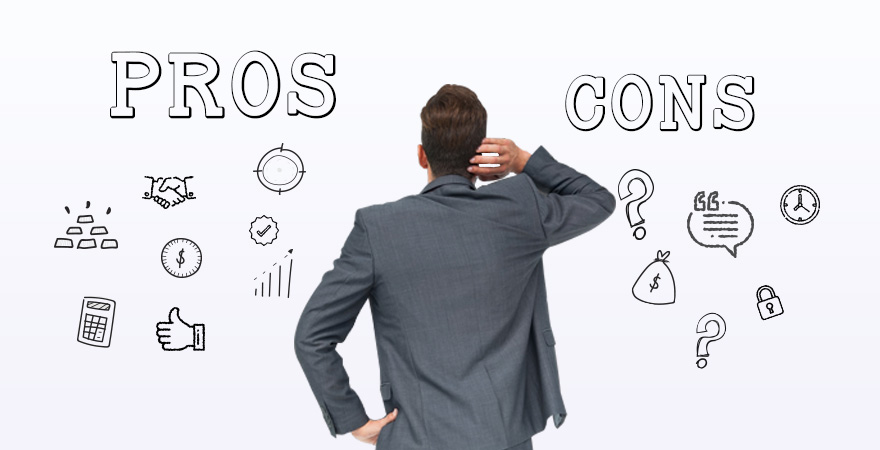 Pros & Cons of Cloud Computing Business