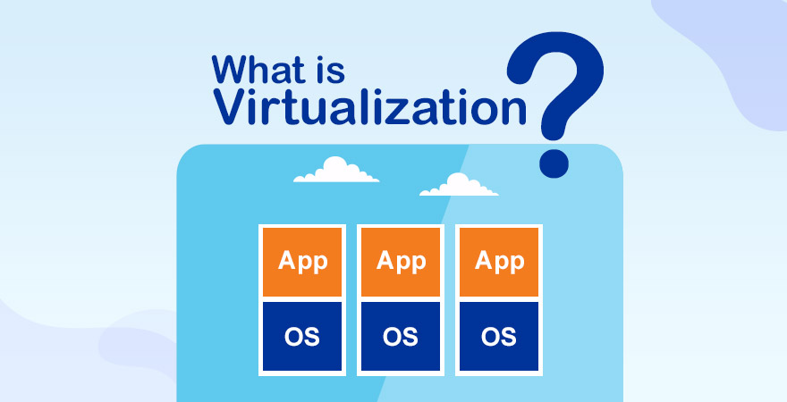 What is Virtualization and Types of Virtualization
