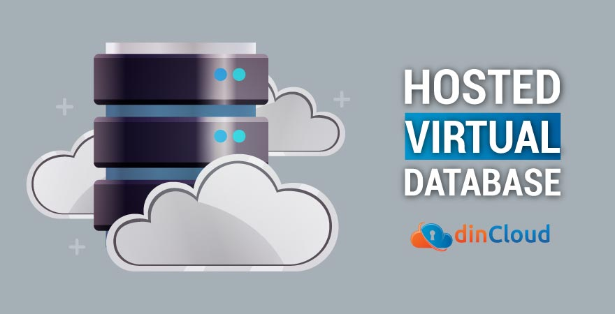 dinCloud Hosted Virtual Database