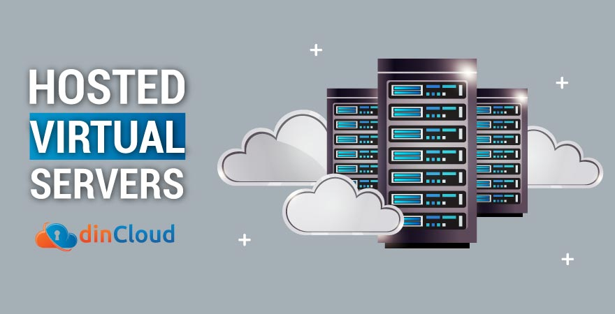 dinCloud Hosted Virtual Servers