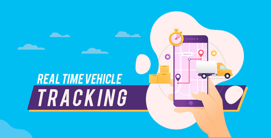 Real Time Vehicle Tracking