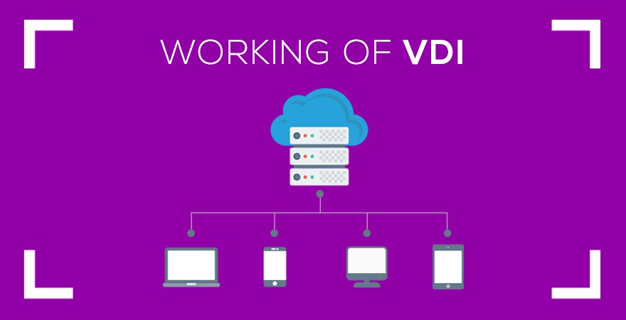 Working of VDI