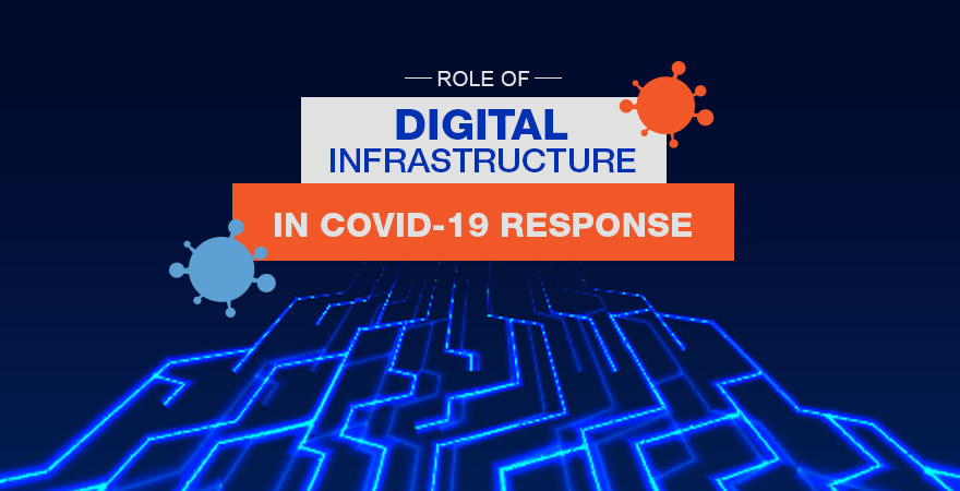 Role of Digital Infrastructure in Covid-19 Response