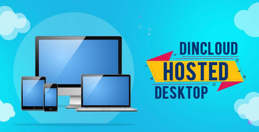 dinCloud Hosted Desktop