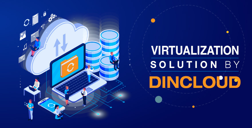 Virtualization Solutions By Dincloud