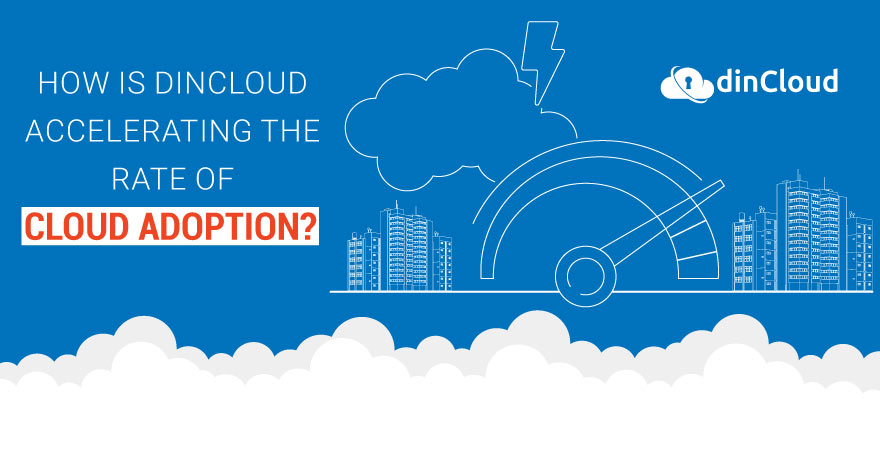 How is dinCloud Accelerating the Rate of Cloud Adoption?