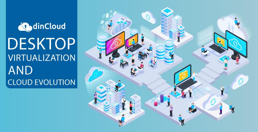 Desktop Virtualization and Cloud Evolution