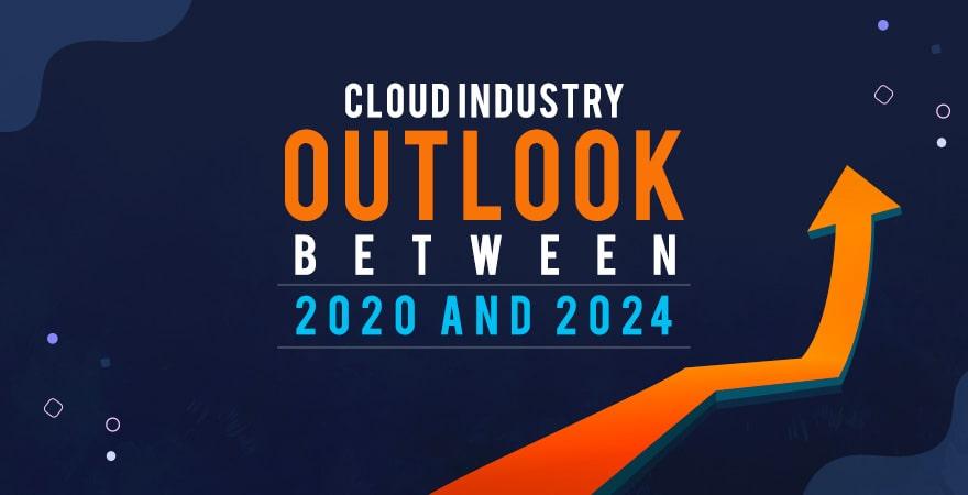 Cloud Industry Outlook Between 2020 and 2024