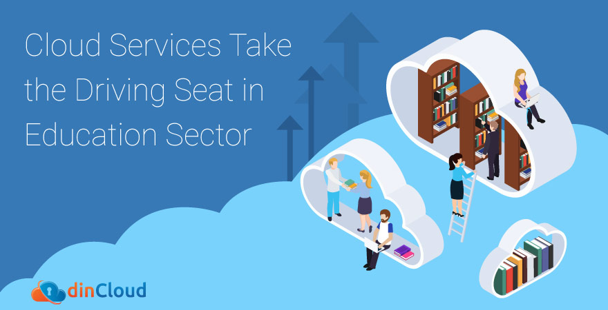 Cloud Services Take the Driving Seat in Education Sector