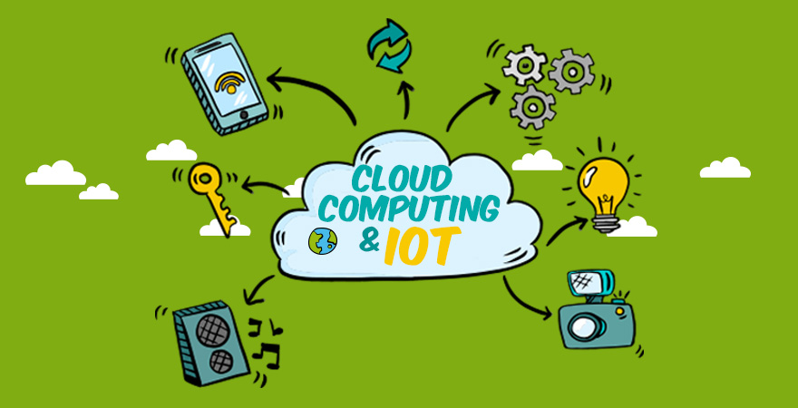 Cloud Computing and Internet of Things IOT   dinCloud
