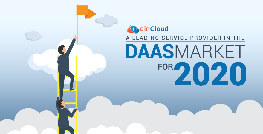dinCloud a Leading Service Provider in the DaaS Market for 2020