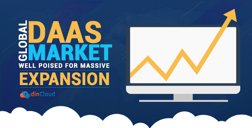 Global DaaS Market Well Poised for Massive Expansion