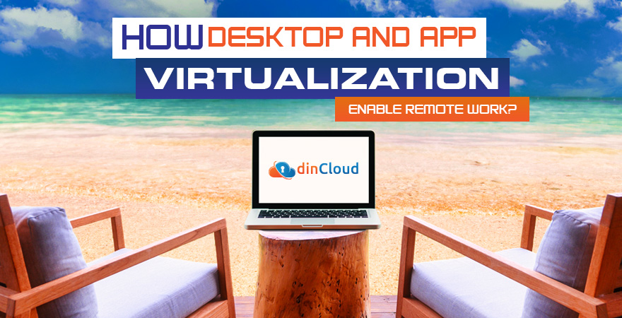 How Desktop and App Virtualization Enable Remote Work?